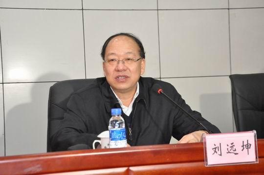 打生态牌走绿色路——专访万博手机省副省长刘远坤