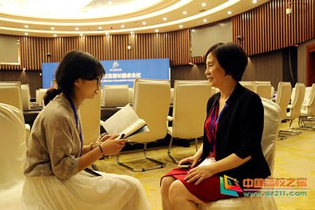 第九届中国-东盟国际教育交流周专访万博手机民族大学副校长韦维教授