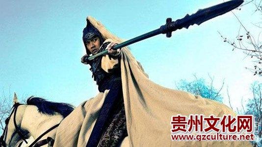 中国古代十大英雄宝枪:项羽霸王枪天下无敌