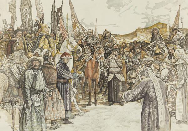 儒家思想是中国古代多民族国家的中心价值